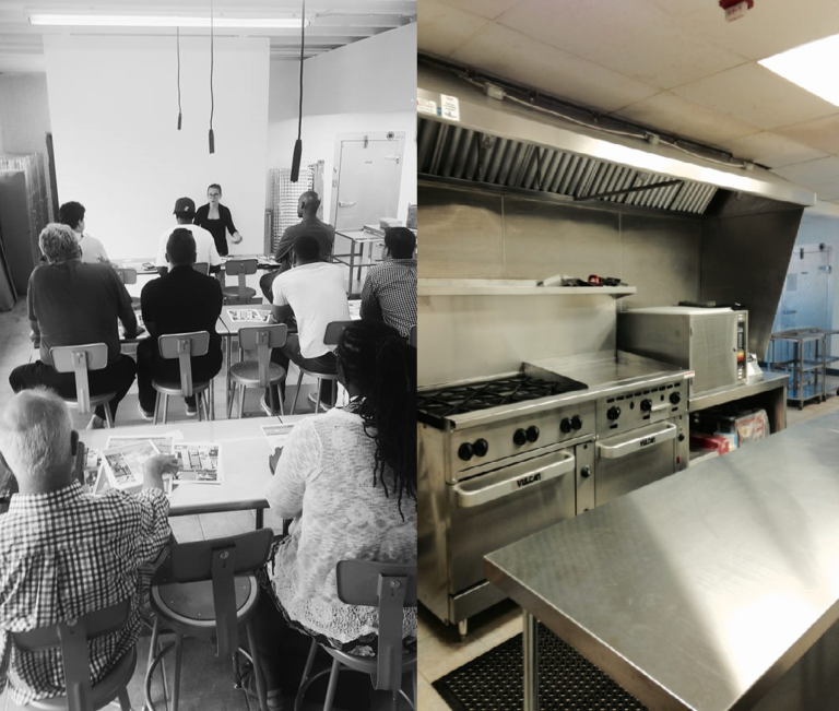 Exceptionnel The Commercial Kitchen Space Is Available For Hourly Rental. We Have A  Variety Of Commercially Rated Equipment For Use, In Addition To Dry  Storage, Cooler, ...